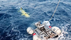 法國軍方找到半世紀前失蹤的潛艇