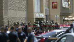 美國得克薩斯州槍擊案致20人死亡