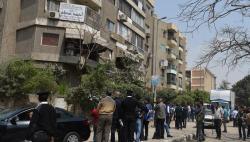 埃及首都開羅發生氧氣瓶爆炸 致16人死亡21人受傷