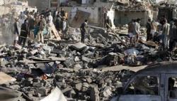 """沙特联军对也门发动袭击 称针对""""直?#27833;?#32961;"""""""