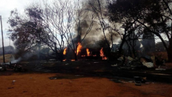 坦桑尼亚油罐车爆炸造成至少60人死亡