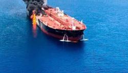"""美国""""穷追""""伊朗油轮 联邦法院发传票求扣押"""