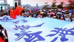 这才是我们同心建设的香港,这才是广大香港青年的模样!