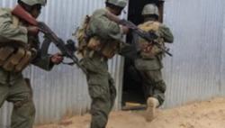 索马里政府军在索南部击毙11名极端组织武装人员