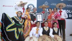 墨西哥街头乐队表演打破吉尼斯世界纪录