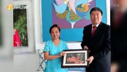 毛萬春出訪白俄羅斯 馬來西亞 菲律賓歸來