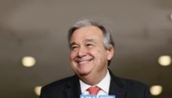 联合国秘书长谴责针对沙特石油设施的袭击