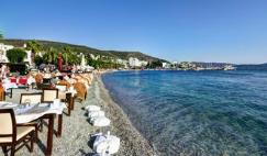 土耳其在西南部海域救出14名非法移民