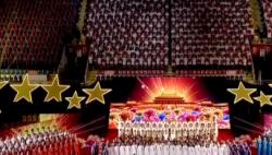 """庆祝新中国成立70周年""""唱响新时代""""万人大歌唱圆满落幕 传唱红色经典 礼赞海南新风貌"""