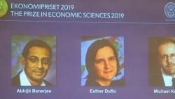 刚刚,2019年诺贝尔经济学奖揭晓!