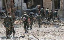叙媒说叙政府军进驻叙北部重镇曼比季