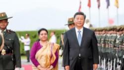 习近平访问尼泊尔 共同书写两国关系新的未来