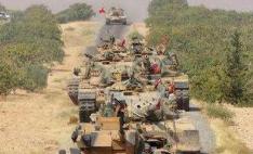 叙库尔德武装说土军事行动造成27万多人流离失所
