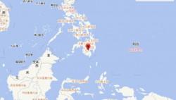 菲律宾南部发生6.3级地震
