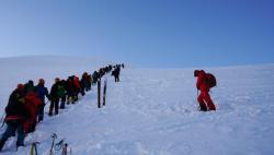 第十七届中国西藏登山大会闭幕 39人站上海拔6010米峰顶