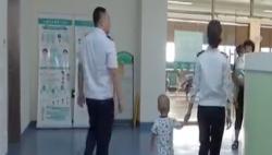 2岁男孩流落救助站:全面体检进行 已出结果正常
