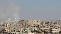 """土美?#23663;?#22312;叙北部暂时停火和建立""""安全区""""达成协议"""