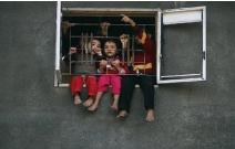 """通讯:加沙难民眼中的""""失望与希望"""""""