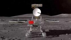 """嫦娥四号迎第11个""""工作日"""" 玉兔二号累计行走289.769米"""