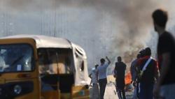 伊拉克新一轮示威?#25346;?#33268;24人死亡