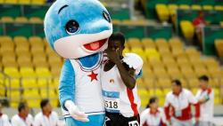 国?#31034;?#20107;体育理事会主席表示 本届军运会很成功