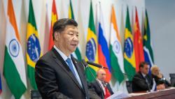 习近平结束对希腊进行国事访问并赴巴西出席金砖国家领导人第十一次会晤回到北京