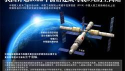 我国计划2022年前后建成可载3人的空间站