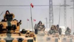 土外长敦促库尔德武装撤干净 否则土军将采取行动