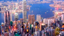 """国务院港澳办强烈抗议和谴责美国国会参议院通过""""香港人权与民主法案"""""""
