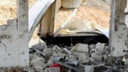 以色列对叙利亚进行大规模空袭