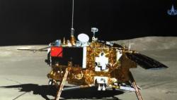 嫦娥四号工作时长突破300天 玉兔二号行驶里程达318.62米