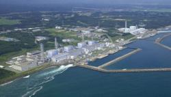 日本东电:福岛核电站排气筒污染雨水或渗入地下