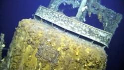 美國發現失蹤75年的二戰時期潛艇,位于沖繩附近,疑曾遭轟炸