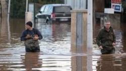 报告称气候灾害十年内致两千万人流离失所