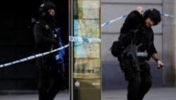 英国为伦敦恐袭案死者举行纪念会 约翰逊出席致哀