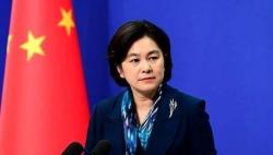 """外交部發言人華春瑩就美國國會眾議院通過 """"2019年維吾爾人權政策法案""""發表談話"""