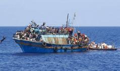 一移民船在毛里塔尼亚附近海域沉没58人遇难