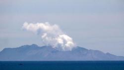 新西兰火山喷发致16人死 警方陆续公布遇难者身份