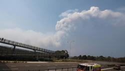 澳大利亞新南威爾士州林火持續