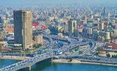 """""""絲路映像""""中國時裝藝術精品展在埃及舉行"""