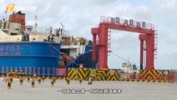 """做好""""兩節""""保供穩價:海南對進島瓜菜運輸車輛實施免費過海 降低物流成本"""