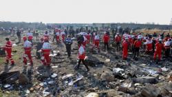 烏航客機過半遇難者身份已確認 五國代表促全面調查