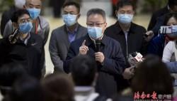 海南援助湖北医疗队抵达武汉!省长机场送行讲话让人泪目