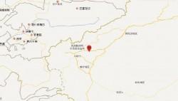 新疆喀什地区伽师县发生5.4级地震 震源深度20千米