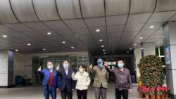 海南又有5例新冠肺炎患者治愈出院!