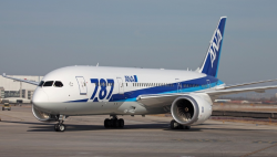 全日空拟订购20架波音787客机