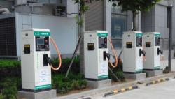 海南推进电动汽车充电基础设施建设 确保今年底前全省车桩比在3:1以下