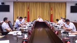 省农村土地制度改革试点工作领导小组会议召开 李军主持