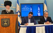 卫生部长新冠病毒检测呈阳性 以色列总理宣布自我隔离一周