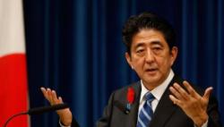 日本疫情扩散 安倍宣布东京等7个都府县进入紧急事态